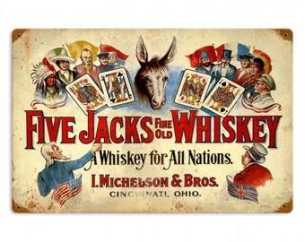 Five Jacks Whiskey