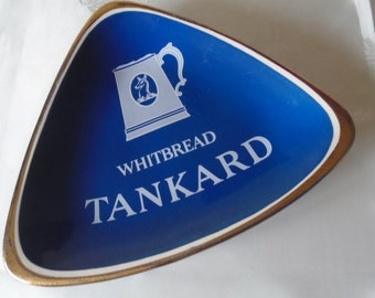 large Whitbread tankard ashtray price kensington