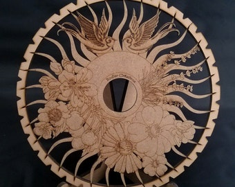 "Circle Loom ""summer"""