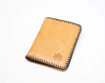 Mens wallet, man wallet,leather wallet, dark brown leather wallet, genuine men wallet,Groomen gift, Men's Leather Wallet, slim wallet