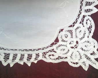 handmade table cover | etsy, Esstisch ideennn