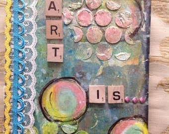 Art Is... art Journal
