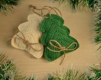 Crochet Christmas Tree (two)