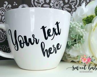 Custom Mug, Personalized Mug, Mug, Coffee, Coffee Mug, Custom Coffee Cup, Personalized Coffee Cup, Coffee Cup, Cup, Cute Mug,Cute Coffee Cup