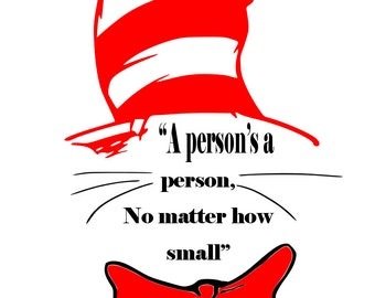 Dr Suess SVG  eps Vector File