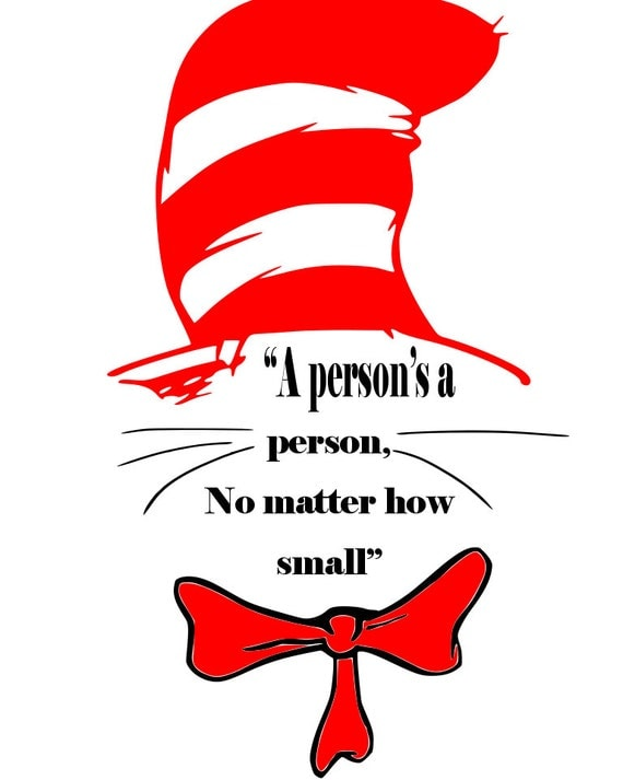Cat In The Hat I Read I Know Things