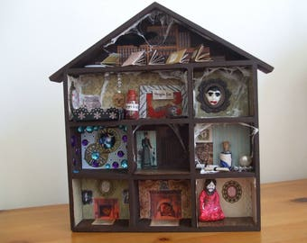 Mr Snibble's Museum of the Fantastical and Macabre