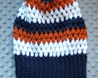 READY TO SHIP*** Puff stitch hat