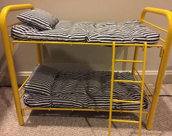 Authentic American Girl Vintage 1995 Bunk Beds (Retired)
