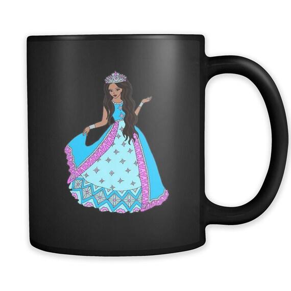 Princess Jalaya Coffee Mug African American Princess Mug Best Gift Ideas