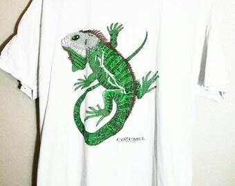 Cozumel Iguana Shirt