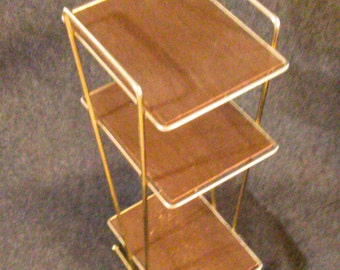Mid Century Modern 3 Tier Table......1965ish Excellent Condition For