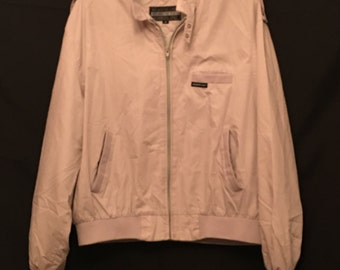 Members Only Jacket 1980's  -  Size 46 XL