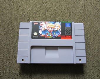 Magical Pop'n Super Nintendo SNES