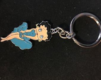 Betty Boop Keychain   Q58