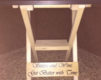 Customize Your Wine Caddy