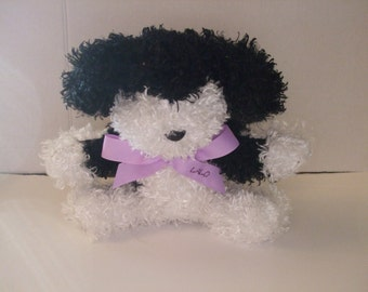 Replica of my dog, Re-create my dog, Customize your dog, dog like yours, make your dog into a stuffed toy, custom dog small, free shipping