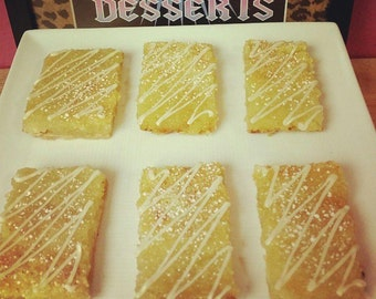 Grandmas Recipe- Lemon Bars 1dz