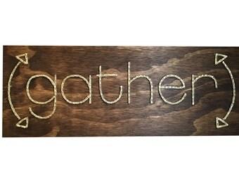 String Art- Gather