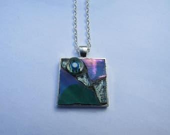Mosaic Pendant - Jewellery