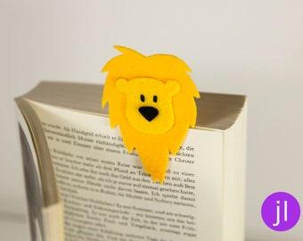 "Bookmark ""Lion"""
