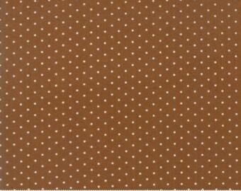 Sugar Plum Christman Gingerbread 2918 15 - Moda Fabrics 100% Cotton Quilting Fabric Bunny Hill Designs