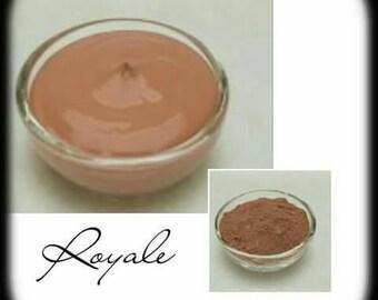Organic Liquid Mineral Foundation: Royale