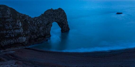 DURDLE DOOR 5. Durdle Door Print, Dorset Coastline, Jurassic Coast, Seascape Picture, Photographic Print