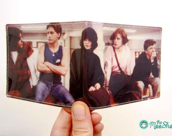 Vinyl Wallet - Breakfast Club Movie