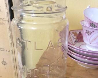 Atlas Whole Fruit canning jar