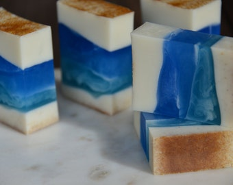 Restore- Olive Oil and Goat's Milk Soap