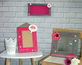 Decoration of room girl theme Girly