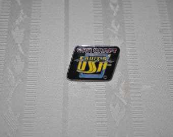 Car Craft Cruisin USA pin