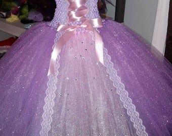 Repunzel Tutu Dress