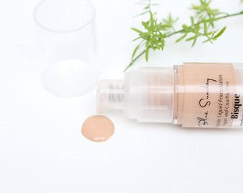 Organic foundation