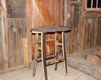 Whiskey Bistro Table