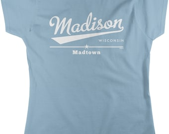 Madison wisconsin collage for T shirt printing madison wi