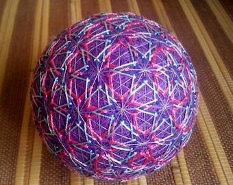 Handmade Japanese Temari Ball