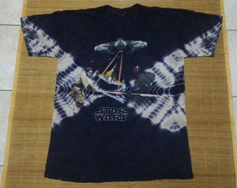 Star Wars Tie Dye T-shirt