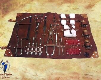 Larp Kit from Castaneda-Larp Surgeon Kit.