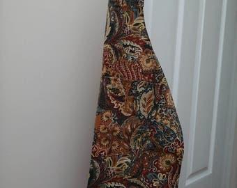 Apron, adult apron, cotton apron, full length apron, overall, cotton apron, kitchen apron,