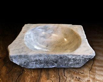 Stone Soap Dish Etsy