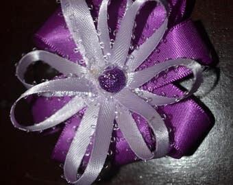 Hair Pretty in purple