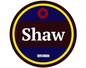 Shaw AFB Sticker