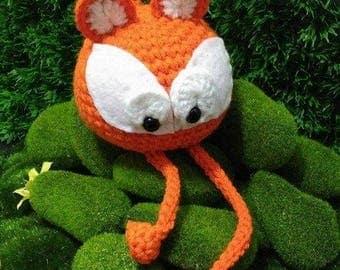 Nonochoux Norbert, Norbert Fox stuffed Fox