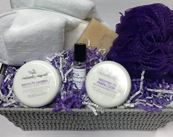 Nourish Your Sole Spa Gift Set