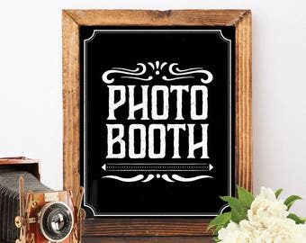 Photo Booth Sign selfie station photobooth sign party photo booth props photobooth photo booth party chalkboard signs decorations chalkboard