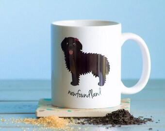 Newfoundland Mug (girl)