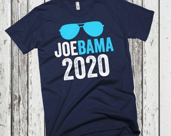 Obama And Biden Shirt - JoeBama 2020 Sunglasses Obama Meme Joe Biden Barack Obama - Farewell Best Friends T-Shirt