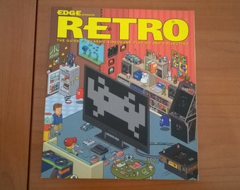 Edge magazine - RETRO : THE GUIDE to classic vg play & collecting